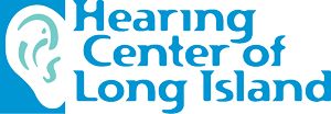 hearing center of long island header logo